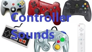 ASMR/Whisper: Controller Sounds Collection (Gum Chewing)