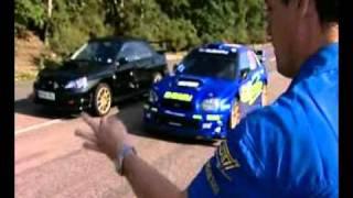 Sti vs WRC