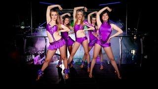 Клубные танцы для начинающих девушек