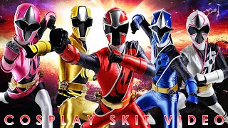 Power Rangers Ninja Steel Vs Tmnt! Go Ninja Go Ninja Steel Go!   Teenage Mutant
