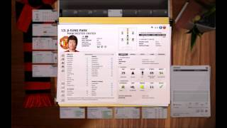 Fifa Manager 11 PC 2010 Gameplay