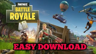 How to download FORTNITE on android best way