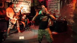 G.I.JOKE - live 29.5.2015 - Liberec Azyl