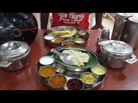 Chennai Famous Hotel | Vegetarian Famous Mess | Chennai Bharathi Mess | Kings Men