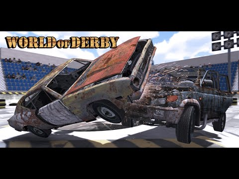 World of Derby - Teaser Trailer скачать бесплатно