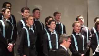 Pacer Choir   New River Train