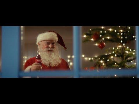 Neste Natal, agradeça com Coca-Cola.