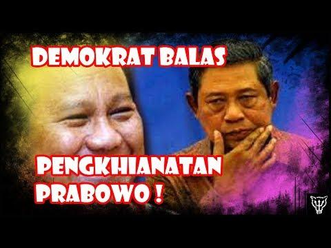 Demokrat Bisa Balas P3n6kh14n4t4n Prabowo Jika Mau Melakukan Hal Ini