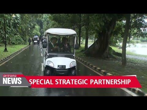 South Korea, Indonesia to strengthen cooperation in economy, North Korea