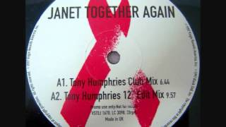 Janet Jackson - Together again ( Tony Humphries Club Mix )