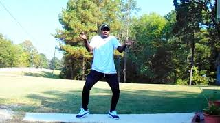 Chris Brown - Lower Body ft. Davido dance by Marcus Smith