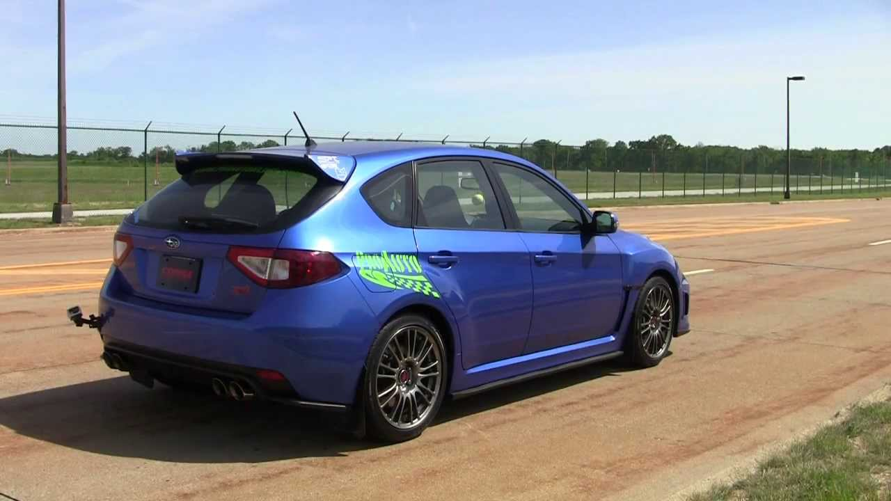 2013 Subaru Impreza Wrx Hatchback >> 2012 Subaru STI Hatch - YouTube