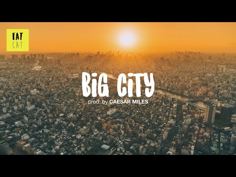 (free) 90s Old School Boom Bap type beat x East Coast instrumental | 'Big City' prod by CAESAR MILES