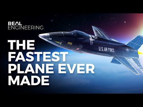 The Insane Engineering of the X-15 - Real Engineering