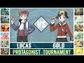Gold vs. Lucas - Pokémon Protagonist Tournament (Pokémon Sun/Moon)