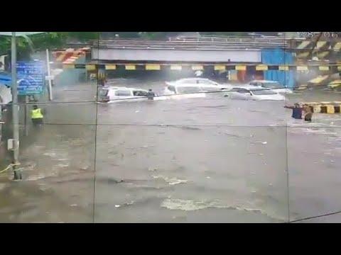 Mumbai rains: Heavy