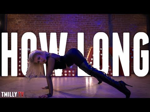 Charlie Puth - How Long - Choreography by Marissa Heart  TMillyTV
