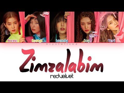 Red Velvet (레드벨벳) 'Zimzalabim (짐살라빔)' (Color Coded Han/Rom/Eng Lyrics)