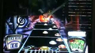 Guitar hero 2 god- Universal mind-dream theater
