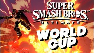 Super Smash Bros. Ultimate World Cup Part 1