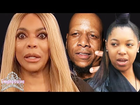 Wendy Williams is in a sober houseand her husband is STILL cheating