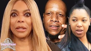 Wendy Williams is in a sober house...and her husband is STILL cheating!