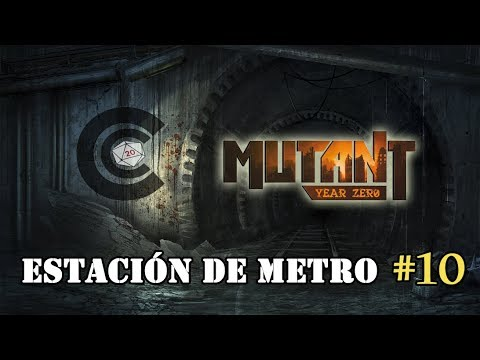 [Mutant Year Zero] * Estación de Metro 10 - Chatarra o Arte