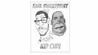 KiD CuDi x Earl Sweatshirt - DROP