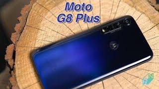 Motorola Moto G8 Plus Recenzja - ciekawa alternatywa dla Xiaomi | Robert Nawrowski