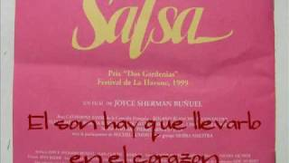 El Son Hay Que Llevarlo En El Corazon (心にソンを )