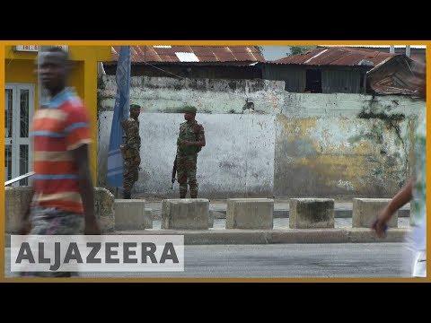 🇧🇯 Benin post-election violence: Military patrol Cotonou streets | Al Jazeera English