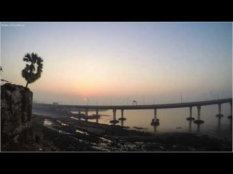 Worli Sea Link timelapse