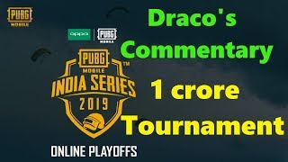 1 Crore Tournament | OPPO x PUBG MOBILE India Series | Online Playoffs| Round 2|Day 4