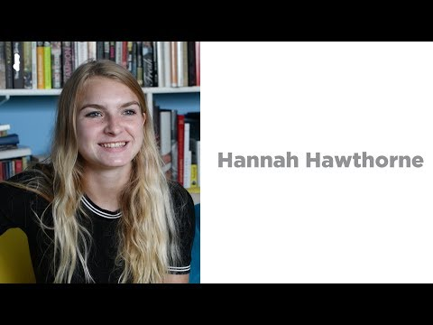 Interview with Hannah Hawthorne