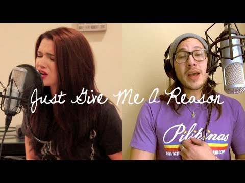 Pink ft. Nate Ruess  Just Give Me A Reason Michael Castro and Katie Stevens Cover