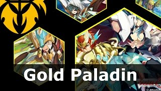 gurguit gold paladin cardfight vanguard deck profile april 2017
