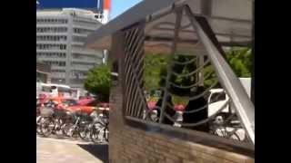 【与沢塾4期生】JR東日本「新宿駅南口」から、新宿アイランドタワーまでの行き方(徒歩)