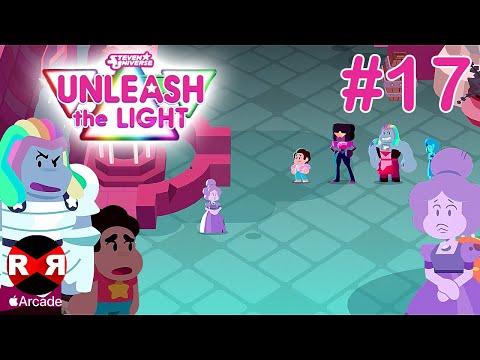 Steven Universe Unleash The Light -  PYROPE'S WORLD - IOS Walkthrough Gameplay Part 17