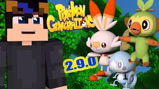 เพลง Pixelmon Generations วดโอ Pixelmon Generations คลป