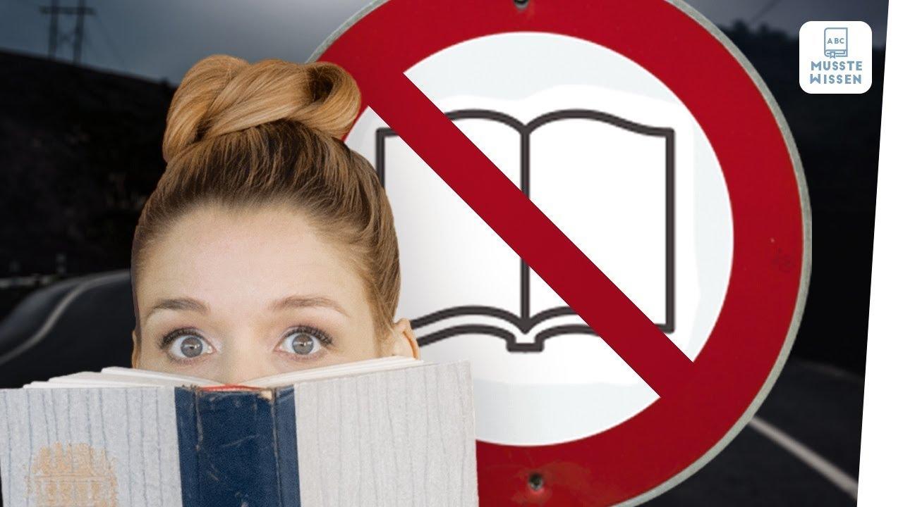 Verbotene Bücher Deutschland