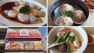 Tiệm dimsum Tiến Phát nổi tiếng quận 5: Bánh cuốn tôm ngon - Đông kín khách - Nhân viên thân thiện