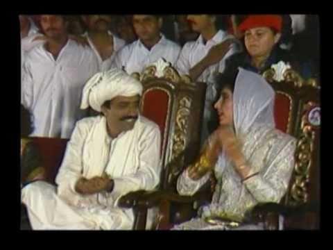 Benazir Bhutto and Asif Zardari Wedding Highlights