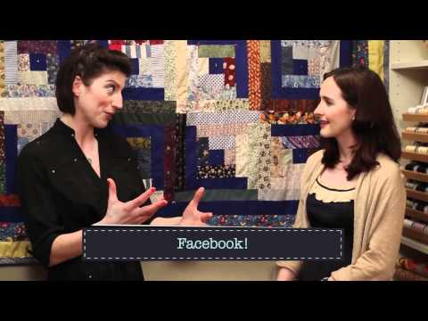 """Quilty: """"This is My Quilt"""" with Caitlin Stainken"""