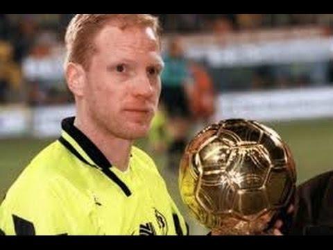 Matthias Sammer - Il pallone d'oro (1996) - YouTube