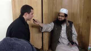 Russe konvertiert zum Islam Neue Muslimische Junge
