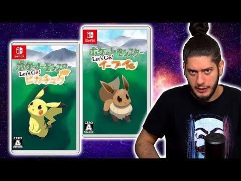 Pokémon Let's Go! Pikachu/Eevee: la Kanto che non abbiamo mai visto