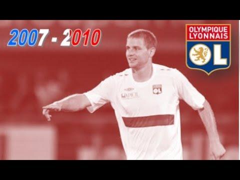 MATHIEU BODMER ○ OLYMPIQUE  LYONNAIS ○ 2007 - 2010 [HD]