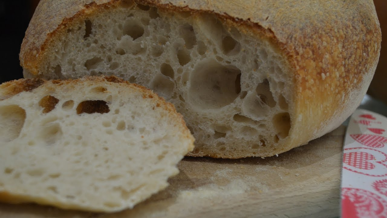 Lievito madre: la ricetta fatta in casa per fare pane ...
