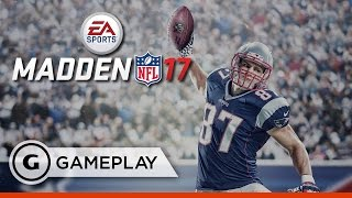 Madden 17 - 49ers v Giants 10 minutes of Gameplay