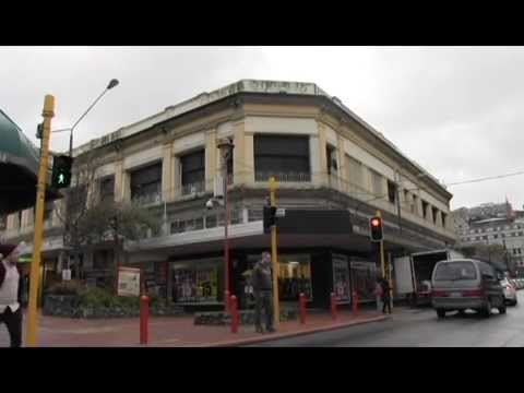 New Creative Technologies and Arts Centre for the heart of Wellington